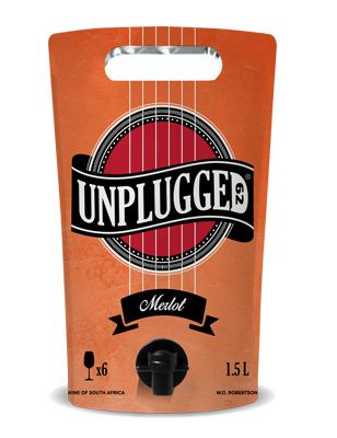UNPLUGGED R62 Merlot