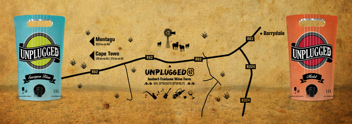 Map Unplugged62 Festival