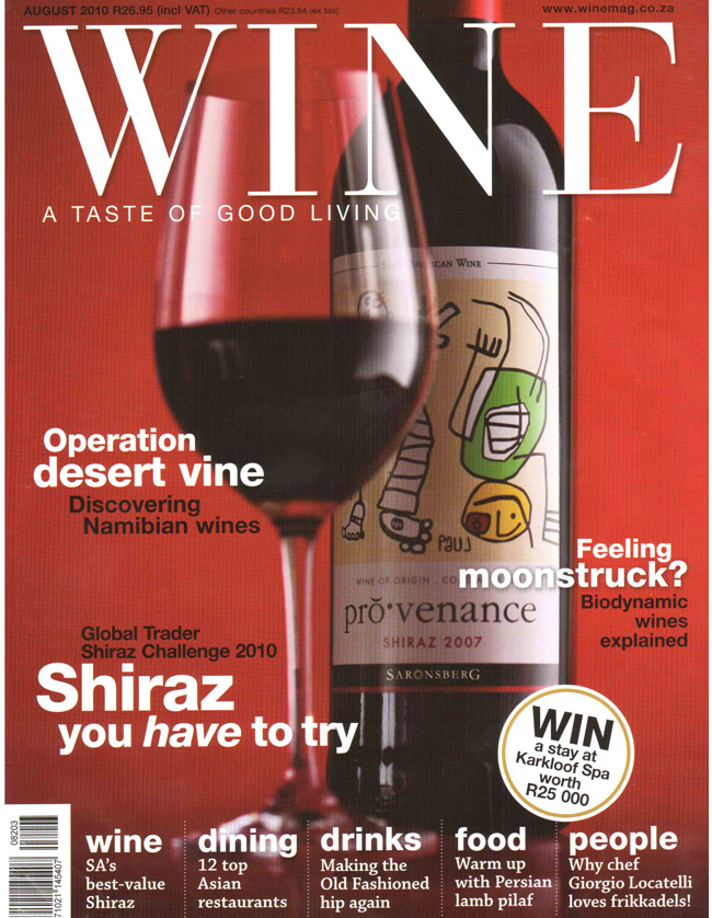 Wine July 2010
